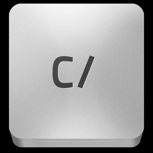 Drive C Icon