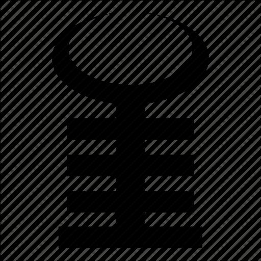 Adinkra, Akoben, Roselution, Valor, War Horn Icon