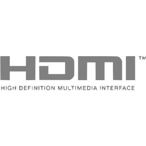 Gray Hdmi Icon
