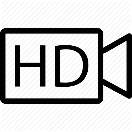 Film, Hd, High Definition, Movie Icon