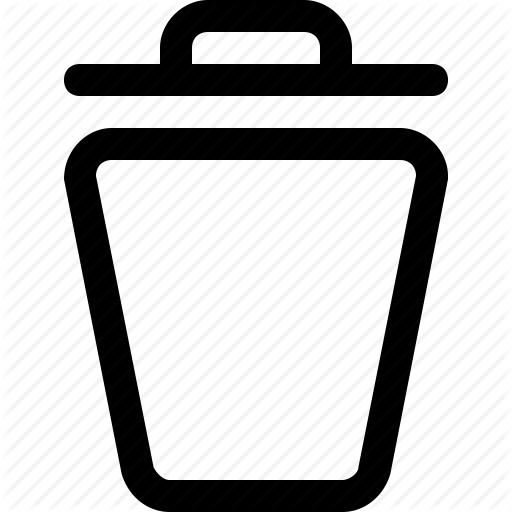 Bin, Delete, Design, Tool, Trash Icon