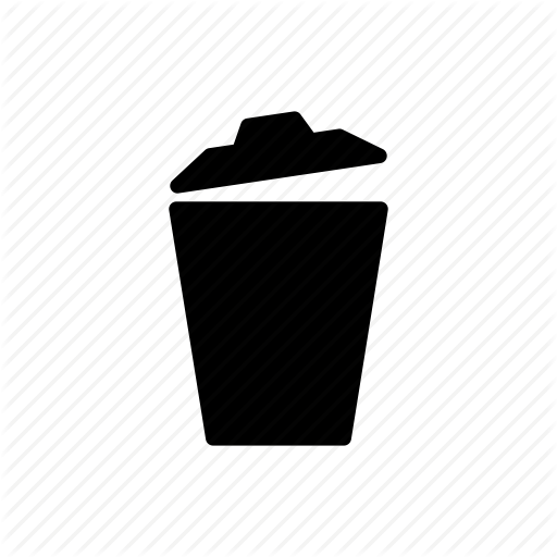 Delete, Garbage, Recycle, Recycle Bin, Remove, Trash Icon