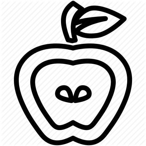 Apple, Delicious, Food, Fruit, Fruta, Sweet Icon