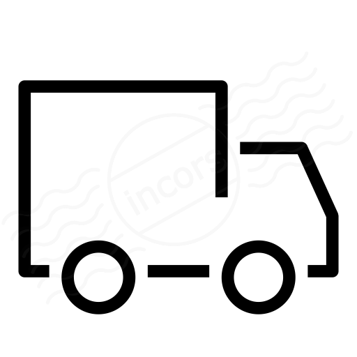 Iconexperience I Collection Delivery Truck Icon