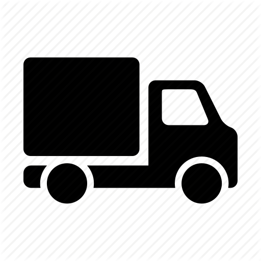 Car, Delivery, Shipping, Transport, Truck, Van, Vehicle Icon