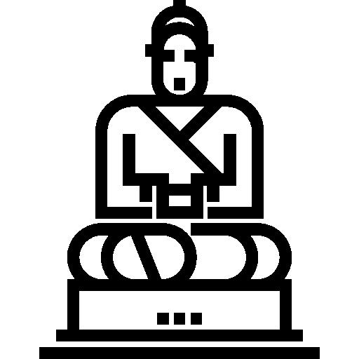 Thailand, Bangkok, Monumental, Silhouette, Monument, Silhouettes