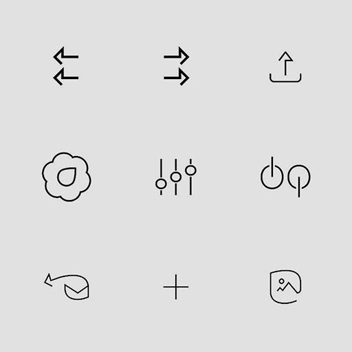 Glyph Icons Mcdesign