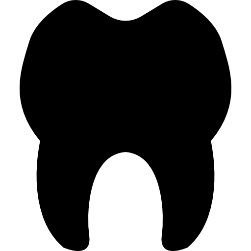 Tooth Silhouette Transparent Png Clipart Free Download