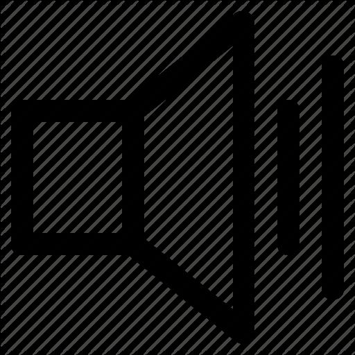 Iconset, Loud, Set, Sound, Speaker, Volume, Web Design Icon