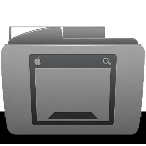 S Folders Desktop Icon