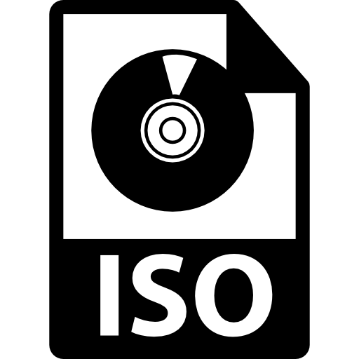 Iso Format Icons Free Download