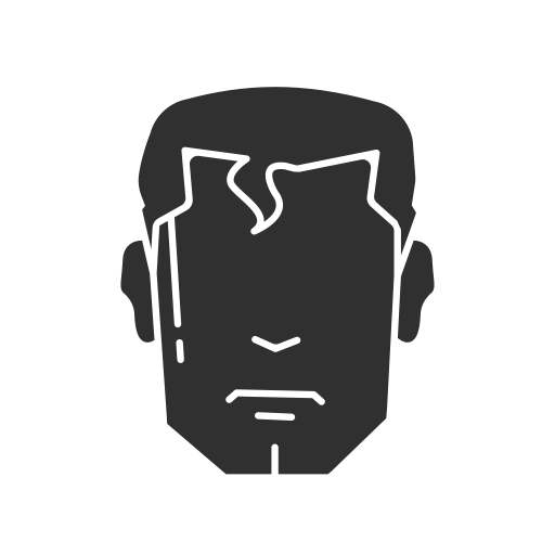 Hulk, Male, No Eyes, Super Hero Icon