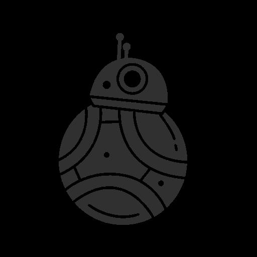 Bb Droid, Starwars Icon