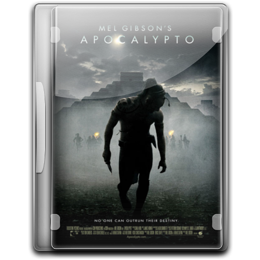 Apocalypto, Film, Movies Icon Free Of English Movie Icons