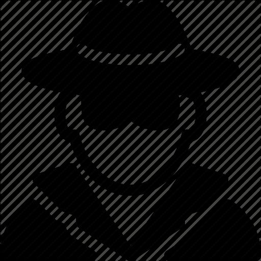 Detective, People, Person, Secret, Spy Icon