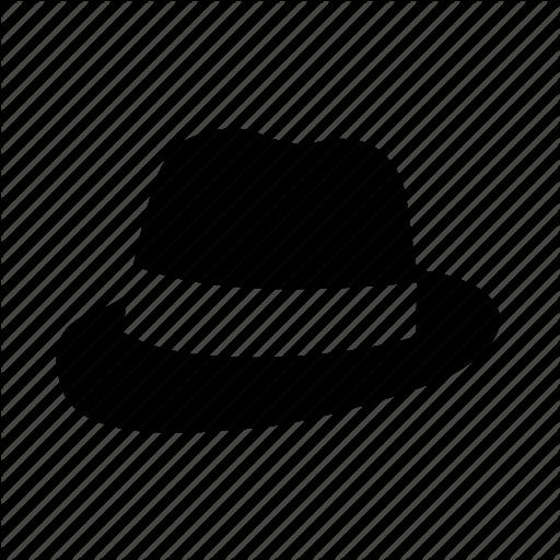 Cap, Detective, Hat Icon