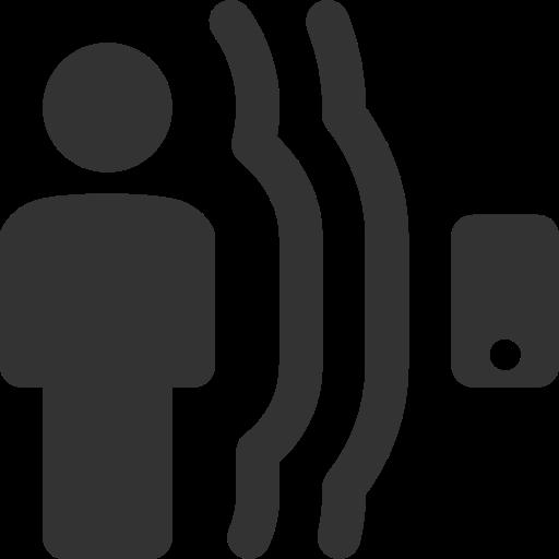 Detector, Motion Icon