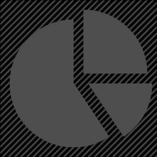 Chart, Diagram, Graph, Pie Chart, Slice Icon