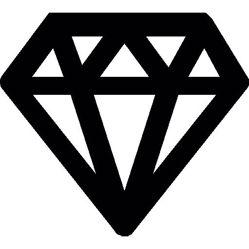 Diamond Outline Transparent Png Pictures