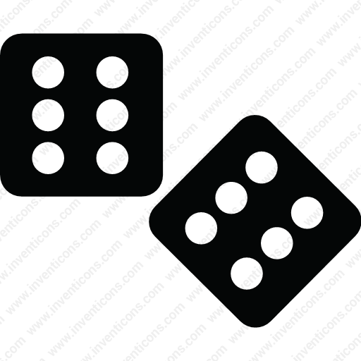 Download Double,backgammon,dice,newsfeed,retro Icon Inventicons