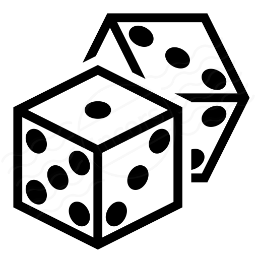 Iconexperience I Collection Dice Icon