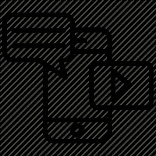 Digital Content Icon