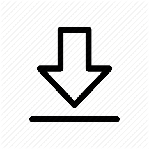 Arrow, Computer, Device, Digital, Down, Download, Technology Icon