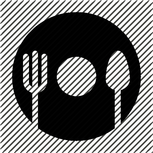 Dinner Menu Icon