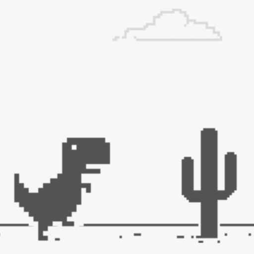Chrome Dinosaur Game Offline Dino Run Jumping
