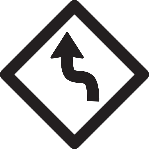Maps And Flags Directions Icon