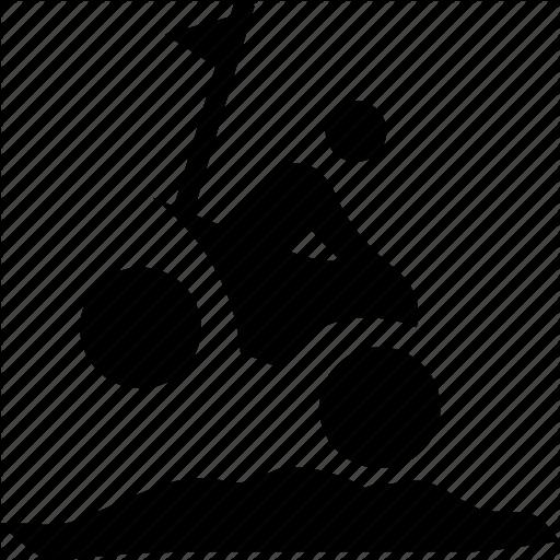 Bike, Biker, Biking, Dirt Bike, Mountain Bike, Stunt Icon