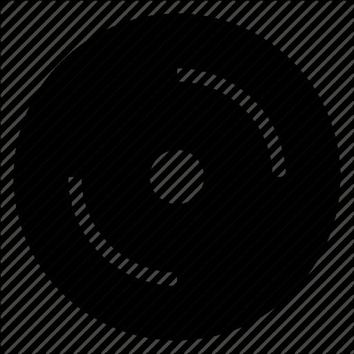 Audio, Burner, Cd, Disc, Disk, Dvd, Record Icon