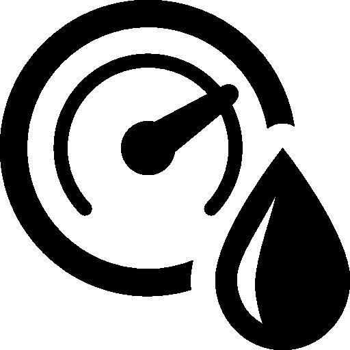 Science Humidity Icon Windows Iconset