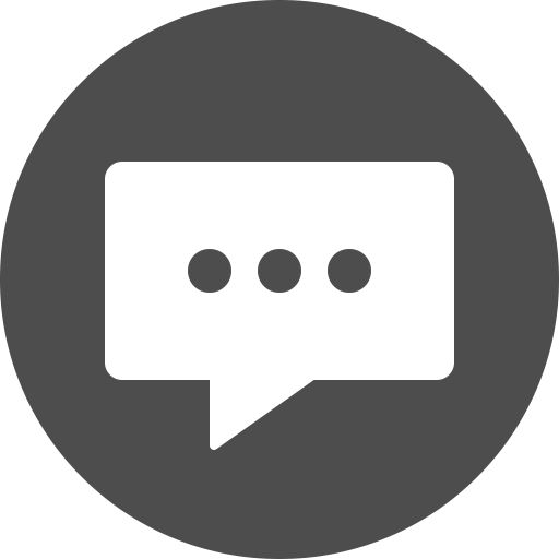 Chat, Circle, Messaging, Chatting, Message, Comment Icon
