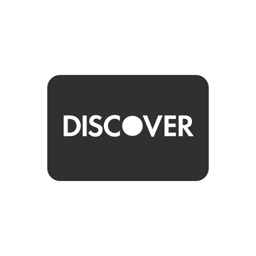 Credit Card, Discover, Debit Card, Atm Card Icon