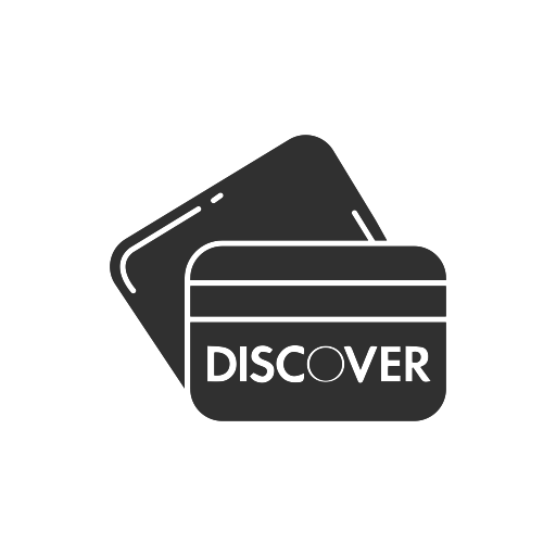 Discover, Credit Cards, Debit Cards, Atm Cards Icon