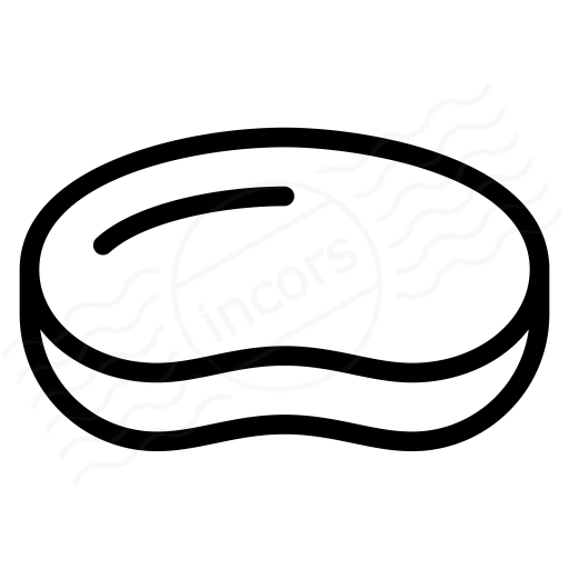 Iconexperience I Collection Kidney Dish Icon