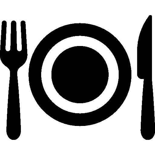 Dish Icon Logo Image