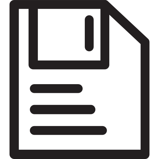 Disc, Technology, Saving, Floppy Disk, Diskette Icon