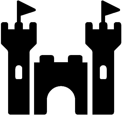 Castle Transparent Logo Png Images