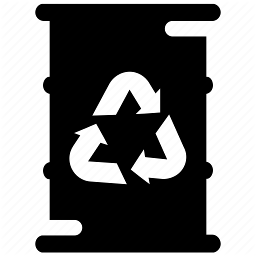 Conversion, Disposal, Recycle Bin, Recycle Waste, Recycling Icon