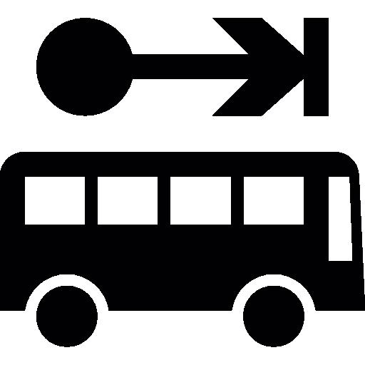 Transit Distance Symbol Icons Free Download