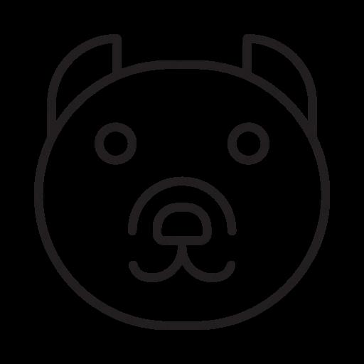 Download Bear Head Icon Inventicons