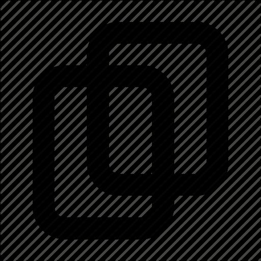 Clone, Copy, Duplicate Icon