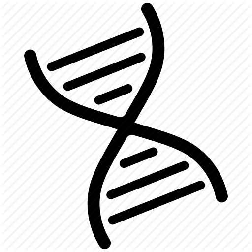 Dna, Helix, Rna, Science, Sciencedna Icon