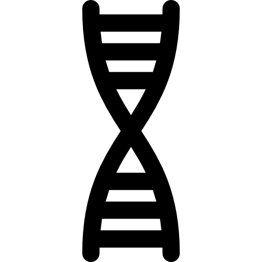 Medical Dna Icon