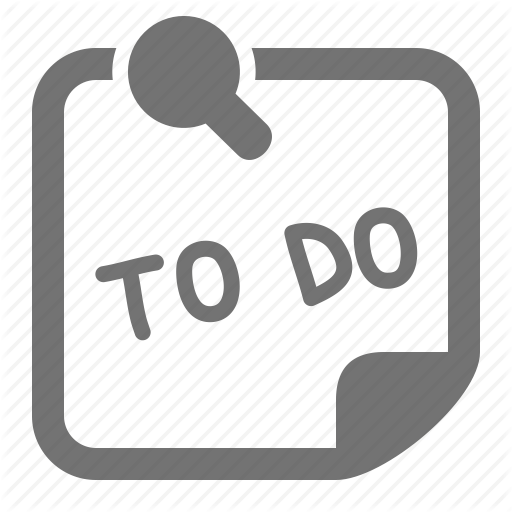 Note, Office, Pin, Post It, Reminder, Task, To Do Icon