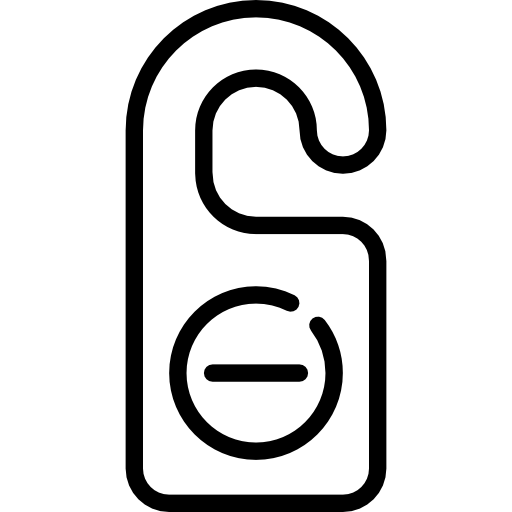 Do Not Sign Icon Symbol