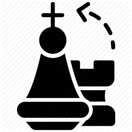 Chess Pieces, Dodge, Plan, Scheme, Strategy Icon