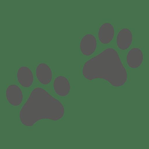 Cat Footprint Icon